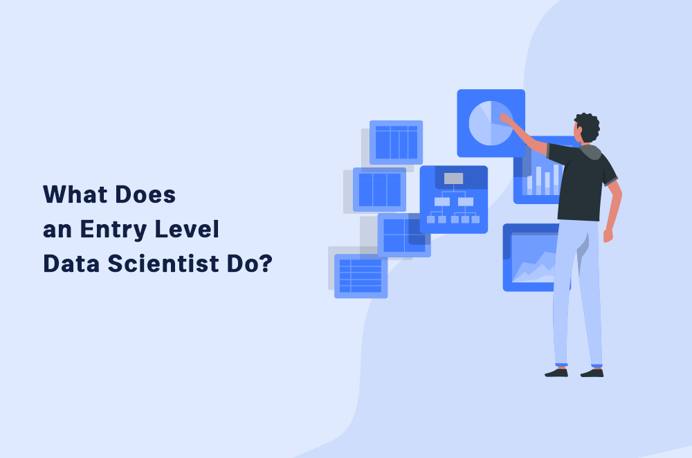 What Does an Entry-Level Data Scientist Do?